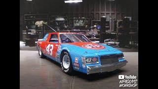 Richard Petty 1981 Race Winning STP #43 Buick Regal 1/24 Scale Model Kit Build Review