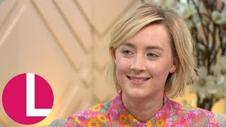 Saoirse Ronan Is 'Fully in Support' of Abortion | Lorraine