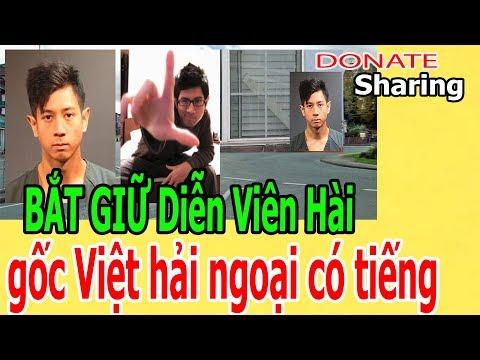 B,Ắ,T GI,Ữ Diễn Viên Hài gốc Việt hải ngoại có tiếng