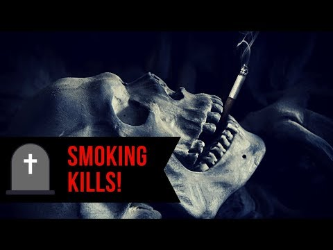 Smoking Kills - But NOT How You Think it Does