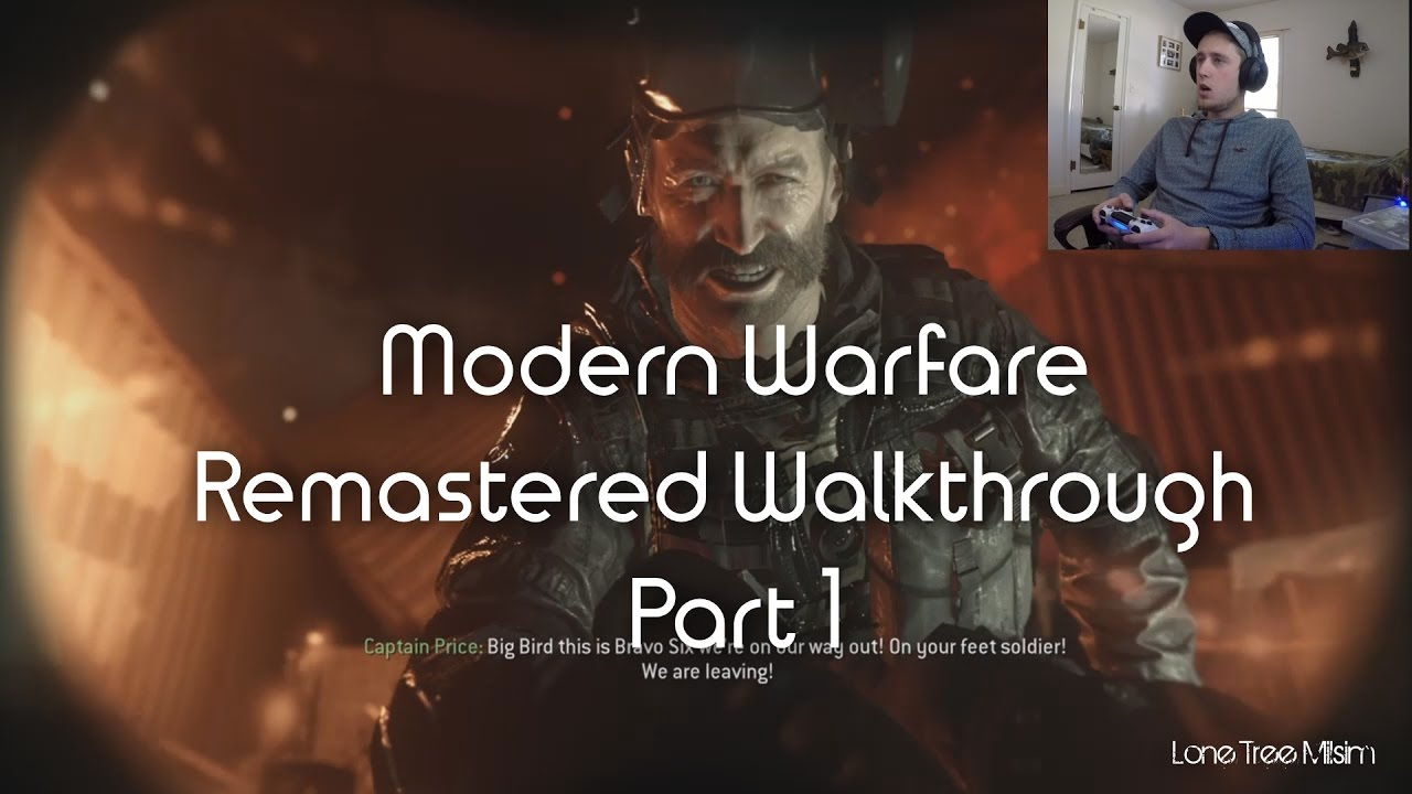 """Download Modern Warfare Remastered - Part 1- """"F.N.G"""" """"Crew Expendable"""""""