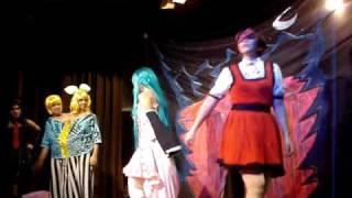 cosplay circo del horror segunda parte