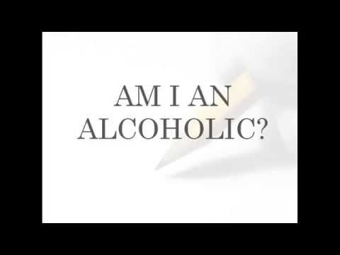 AM I AN ALCOHOLIC - Take the Quiz and Find Out