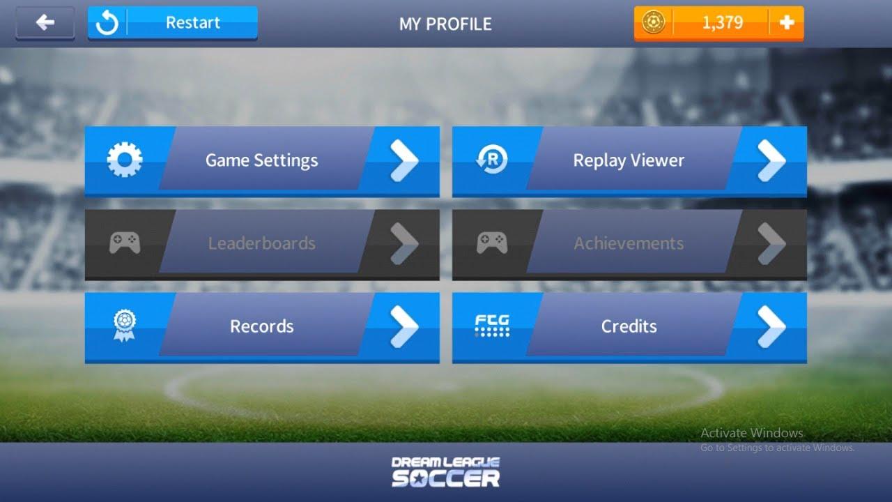Hướng dẫn cách xem lại các pha bóng đẹp đã ghi bằng replay trong dream league soccer 2017