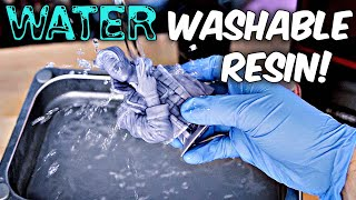 Elegoo Water Washable Resin Review - Elegoo Mars