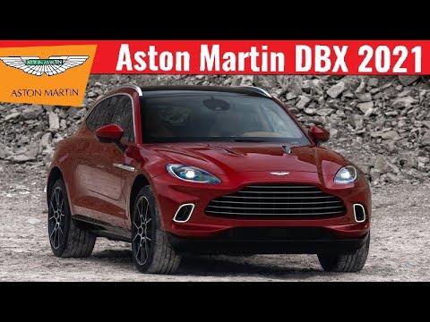 2020 ASTON MARTIN DBX - SUV - استون مارتن دي بي اكس