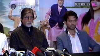 Amitabh Bachchan | Deepika Padukone | Irrfan Khan | Interview for Piku | Part 1