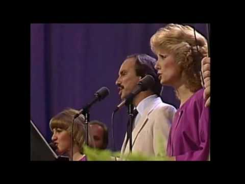 JIMMY SWAGGART - LET YOUR LIVING WATER FLOW - NEW HAVEN   07  12   1985 - HD