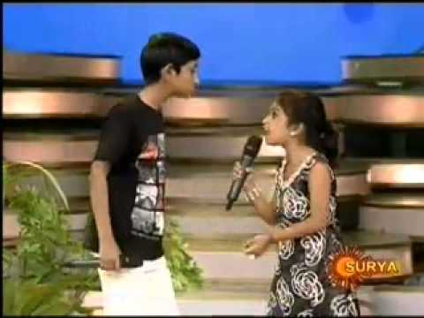 Surya singer Sreya & Irfan Duet