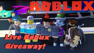 Roblox e Robux Giveaway!