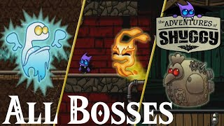 Adventures of Shuggy // All Bosses