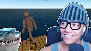 PERDIDOS NO OCEANO - Raft Multiplayer