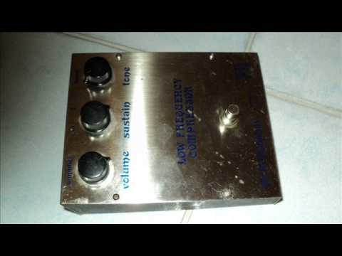 Electro Harmonix Low Frequency Compressor   Trial