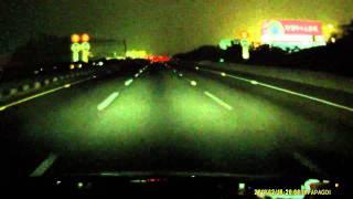PAPAGO P1夜間實測市區及高速公路