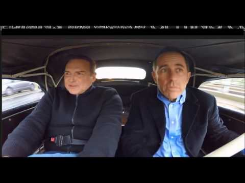 Norm Macdonald and Jerry Seinfeld
