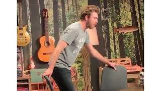 Rhett Rages About His Chair