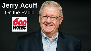 Jerry Acuff LIVE on the Radio from Memphis discussing Paternity Leave