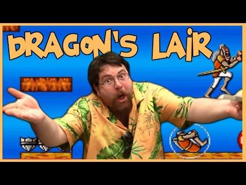 Joueur du grenier - Dragon's Lair - NES