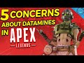 """5 Concerns About Datamining In Apex Legends! 