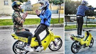 ADANA DA NEFES KESEN MOTOR ŞOVU ft. ZEHİR 47 & HULK CEM ÖZ
