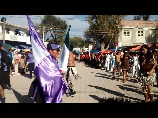 Danza Santo Sabas Del Señor De La Salud En Jurica Querétaro