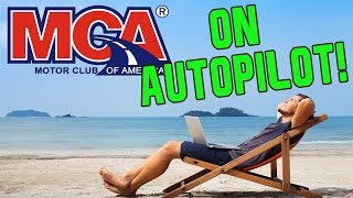 MCA Autopilot 2018 - Secret To Making MCA Sales On AUTOPILOT!