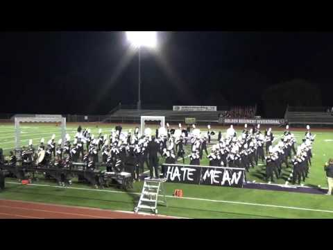 Oakville High School Marching Band 2015-- BAND TOGETHER