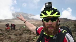 Iron Cowboy First To Bike Mt. Kilimanjaro