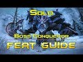 "Tera - Solo Boss Conqueror ""All by Myself"" [Feat Guide]"