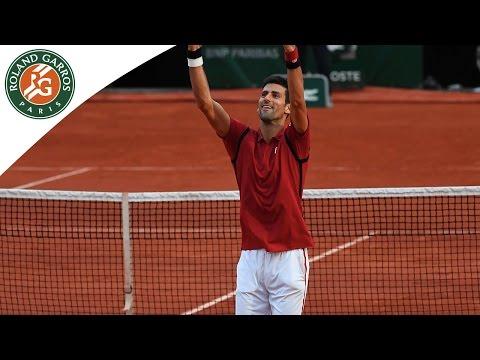 Novak Djokovic v Aljaz Bedene Highlights - Men's Round 3 2016 - Roland-Garros