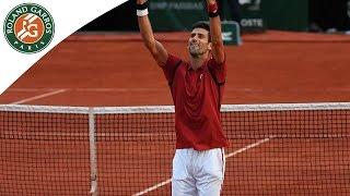 Repeat youtube video Djokovic v Bedene 2016 Roland-Garros Men's Highlights/R3