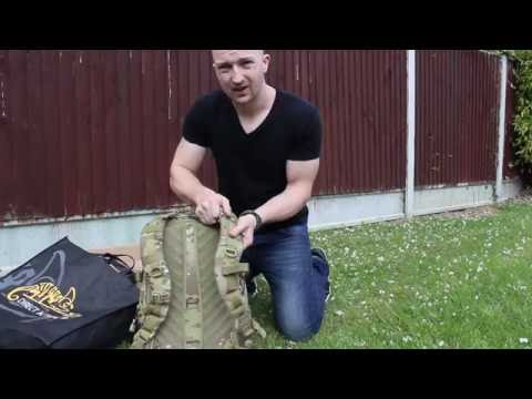 Direct Action - Dragon Egg Backpack Review - English