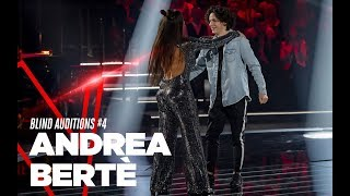"Andrea Bertè ""We Don't Talk Anymore"" - Blind Auditions #4 - TVOI 2019"