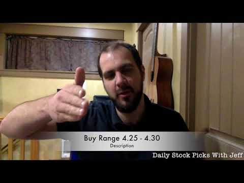 J Jill Stock Pick | March 26rd, 2018 | Daily Stock Picks With Jeff
