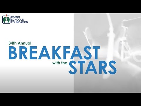 2021 Breakfast with the Stars - Irving High School