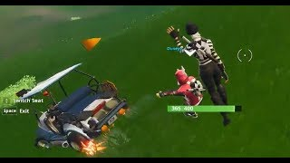 Fortnite v5.21 CRAZY ATK Bug - Glitches!