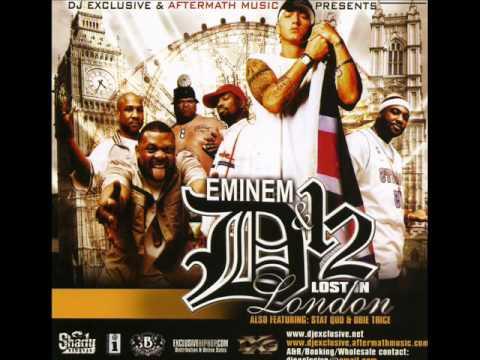 Eminem & Proof - Shook Ones Freestyle Tim Westwood Pt. 9