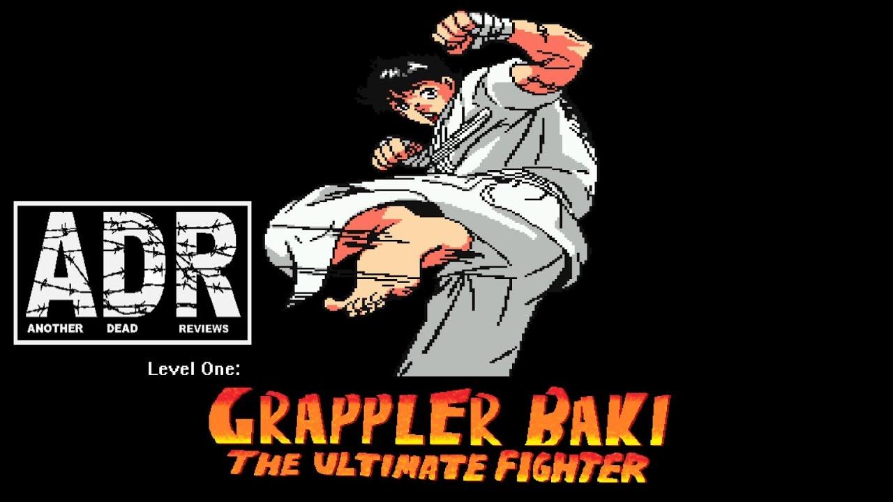 baki the grappler the ultimate fighter