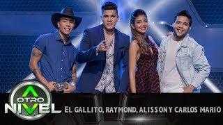 'Ya me enteré' - El Gallito de Pelea, Raymond C., Alisson J. y Carlos P. - Fusiones   A otro Nivel