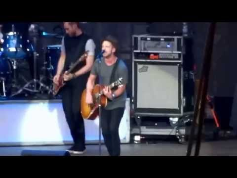 One Republic - Stop And Stare- X Tour Ed Sheeran- Wembley Stadium 10.7.15  HD