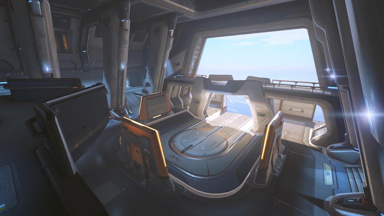 Overwatch - [NEW MAP] Exploring Busan: MEKA Base - YouTube