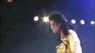 """Michael Jackson """"Butterflies"""" music video"""