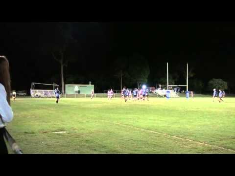 Kawana U15 Whites vs Bribie Island