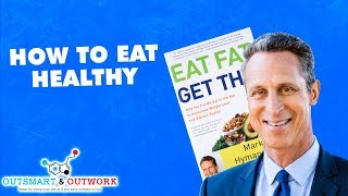 This is a review for the amazing book: eat fat, get thin: why fat we key to sustained weight loss and vibrant health by mark hyman m.d what yo...