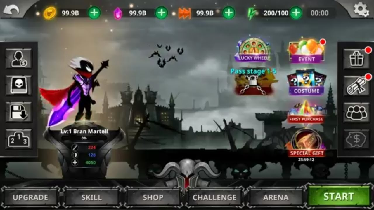 download stickman legends mod apk terbaru
