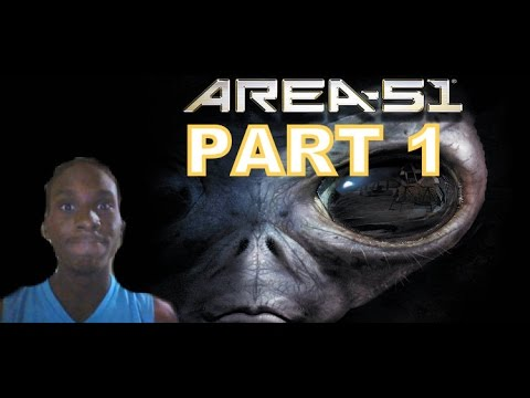 Area 51  (PC) Walkthrough Part 1 With Commentary