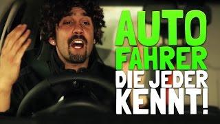 AUTOFAHRER, DIE JEDER KENNT