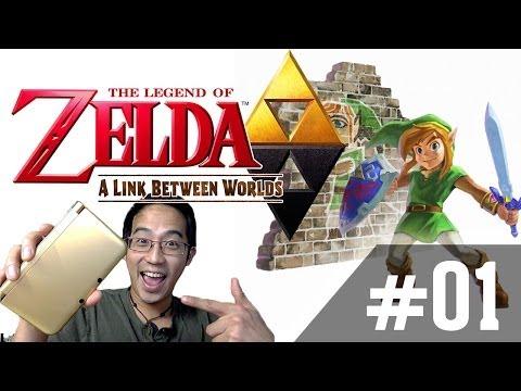 A Link Between Worlds #01 - NOSTALGIA, BABY - The Legend of Zelda