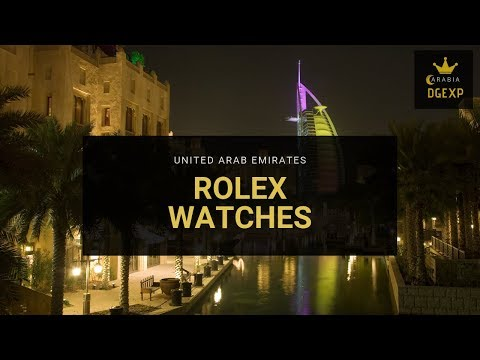 New & Used Rolex Watch Price(s) In UAE (2019)