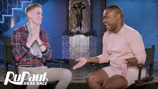 Blair & Mayhem: Favorite BTS Moments & Life After RPDR | Queen to Queen | RuPaul's Drag Race